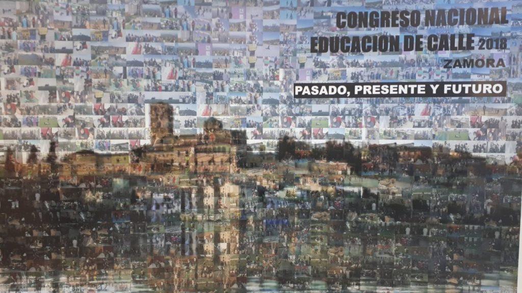 Congreso Nacional de Educación de Calle [Zamora]